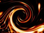 feuerspirale-out-of-focus