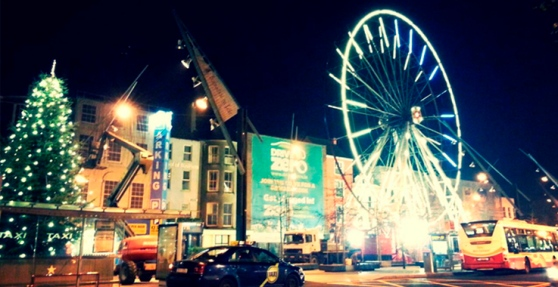 Ferry Wheel Cork