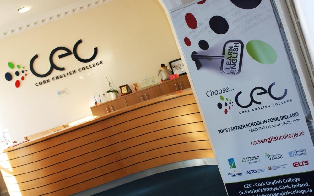 CEC Reception
