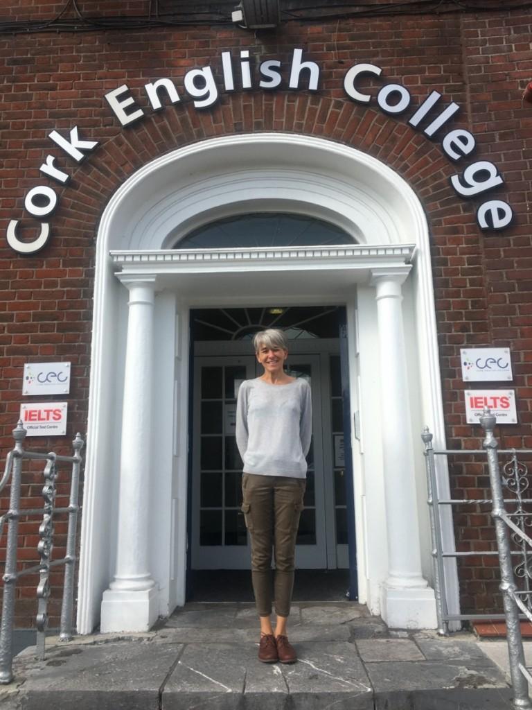 Internship in Ireland with CEC